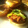 Thumbnail image for Pork Satay – in a burger!