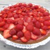 Thumbnail image for Bright Red Strawberry Pie