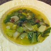 Thumbnail image for Very Green Soup – Sausage and Kale